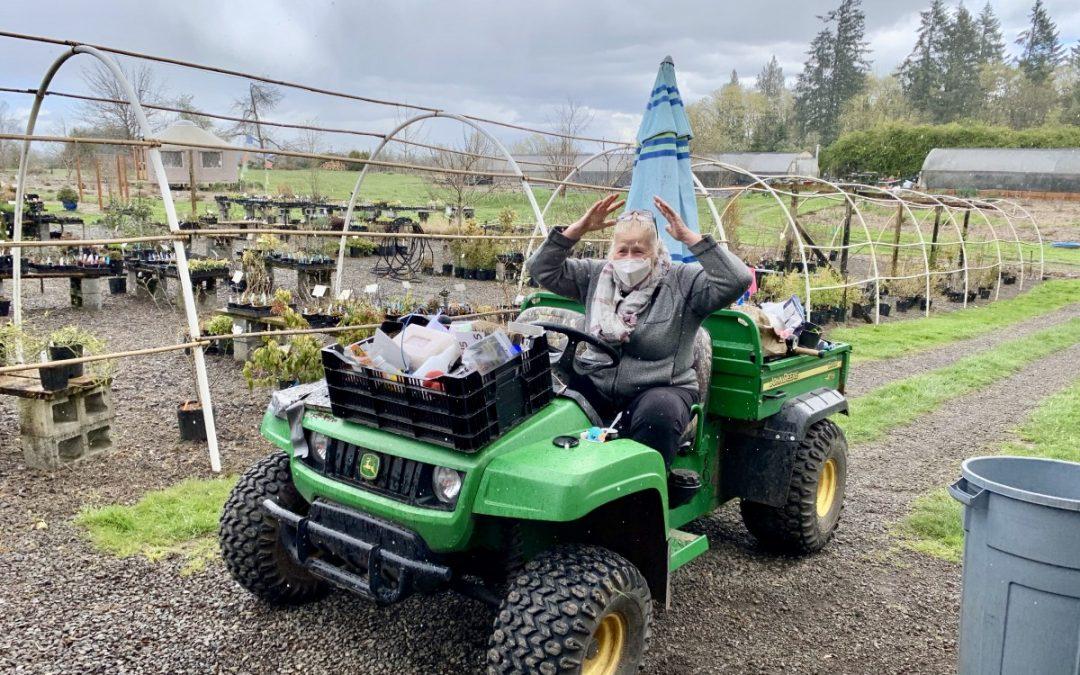 Spring Shopping at Secret Garden Growers